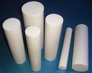 Стержни  пластиковые  РР, РЕ,  PVC,  PVDF